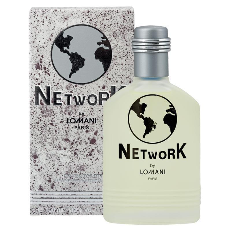 Lomani Network Eau De Toilette 100ml