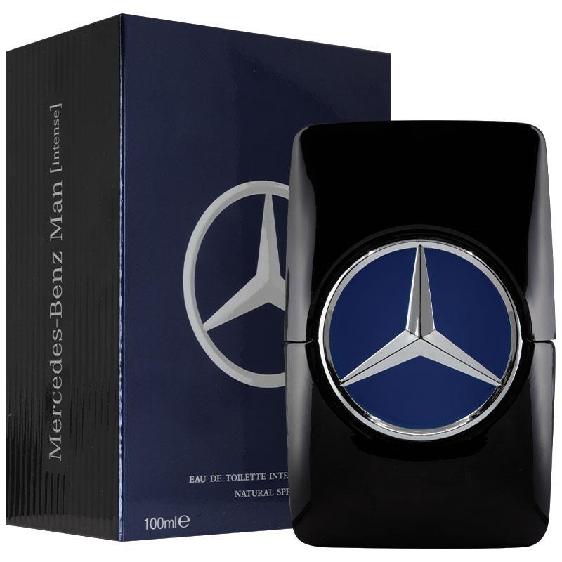 Mercedes Benz Man Intense Eau De Toilette 100ml