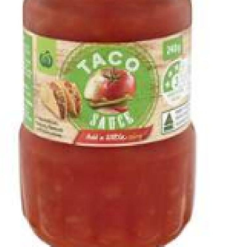 Woolworths Taco Sauce Mild 240g