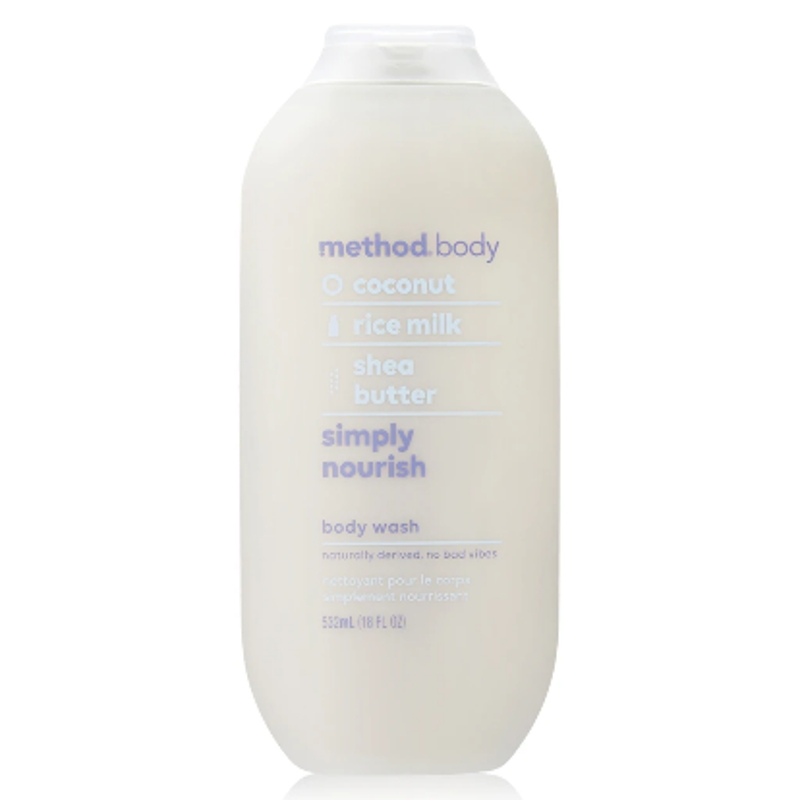 Method Body Wash Simply Nourish 532mL