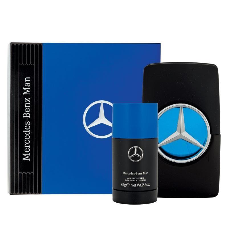 Mercedes Benz Man 50ml Spray Plus Deodorant Stick Set
