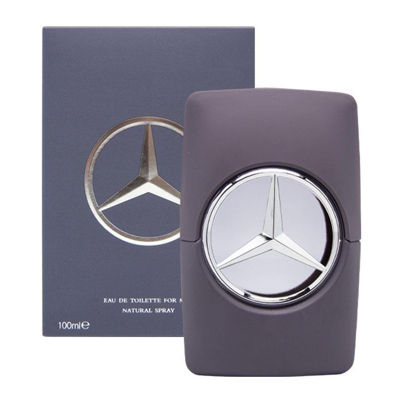 Mercedes Benz Man Grey Eau de Toilette 100ml Spray