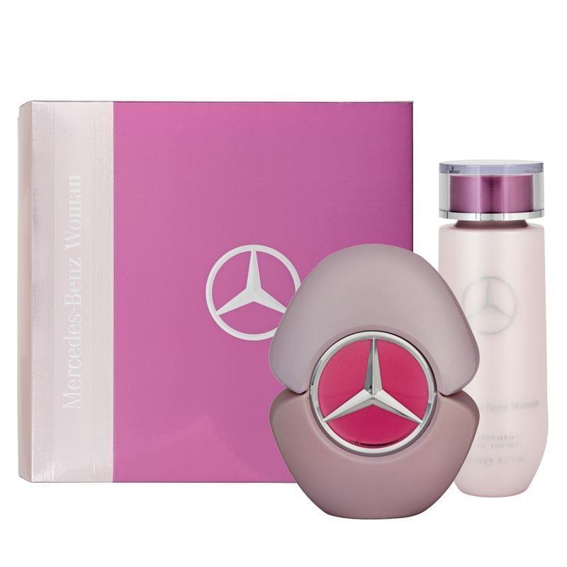 Mercedes Benz for Women New Eau de Parfum 60ml 2 Piece Set