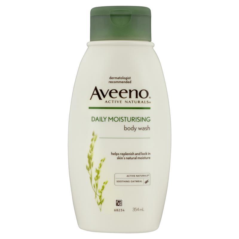 Sữa tắm Aveeno Active Naturals Daily Moisturising Body Wash 354mL