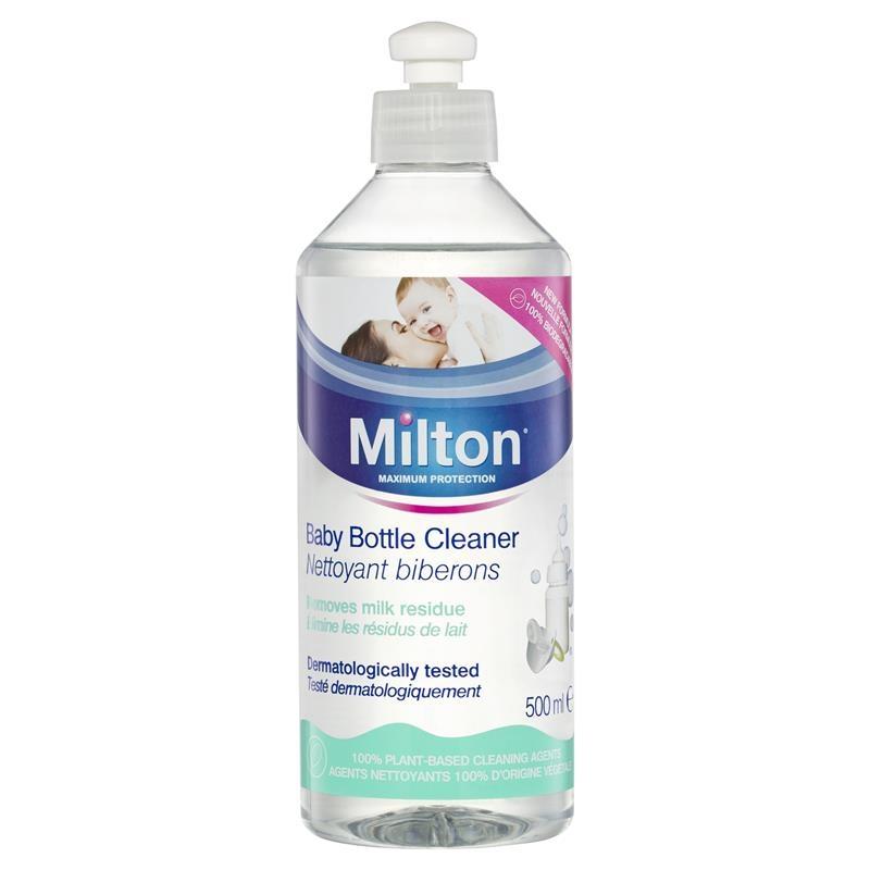 Nước rửa bình sữa -Milton Baby Bottle Cleaner 500ml
