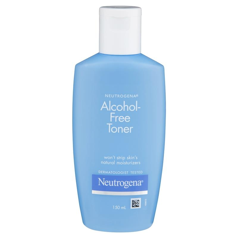 Neutrogena Alcohol Free Toner 150ml