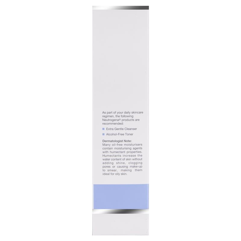 Kem dưỡng ẩm cho da nhạy cảm Neutrogena Oil-free Moisture Sensitive Skin Facial Moisturiser 118 mL