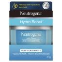 Kem dưỡng da ban đêm Neutrogena Hydro Boost Night Concentrate 50g