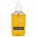 Sữa rửa mặt Neutrogena Oil Free Acne Wash 175ml (dành cho da dầu mụn)