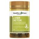 Healthy Care Liver Detox 100 Capsules