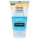 Sữa rửa mặt cho da mụn Neutrogena Deep Clean Invigorating Foaming Scrub 125mL