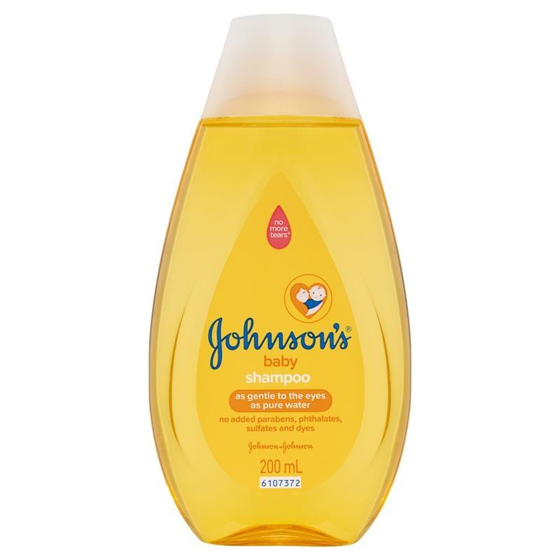Johnson & Johnson - Johnson's Baby Shampoo 200ml