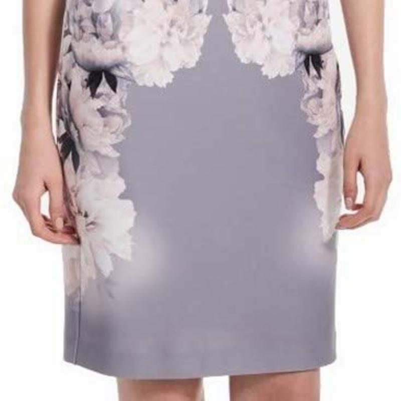 Calvin Klein Women's Printed Sheath Dress