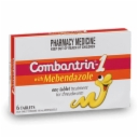 Thuốc tẩy giun COMBANTRIN-1 100MG 6 TABLETS (LIMIT of ONE per ORDER)