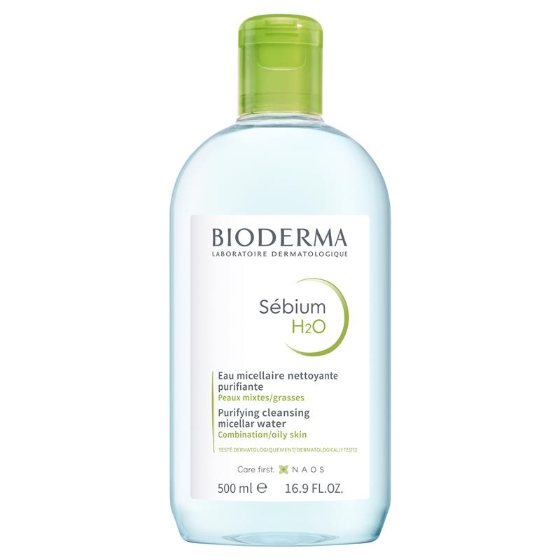 Tẩy trang Bioderma Sebium H20 Solution Micellaire 500ml