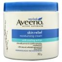 Aveeno Active Naturals Skin Relief Moisturising Cream Fragrance Free 312g