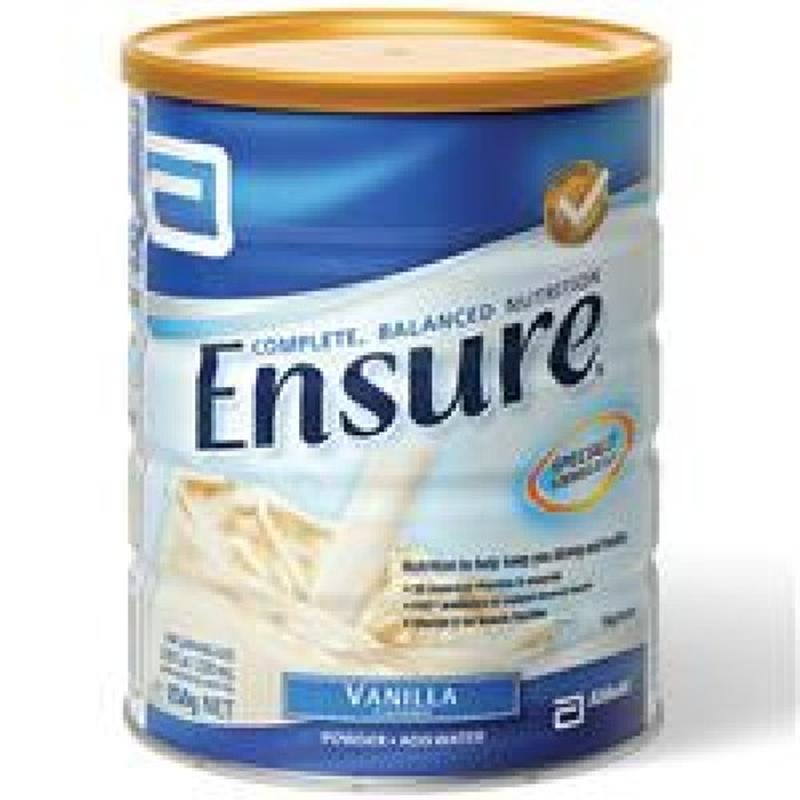sữa bột Ensure 850g
