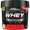 VitalStrength Launch Whey Protein 3kg Vanilla