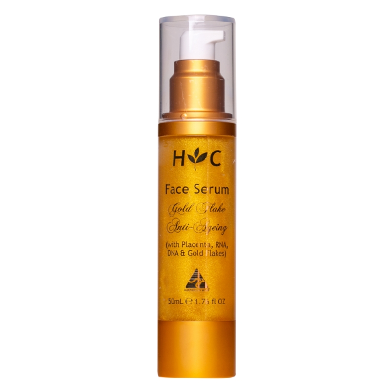 Healthy Care Anti-Ageing Gold Flake Face Serum 50ml