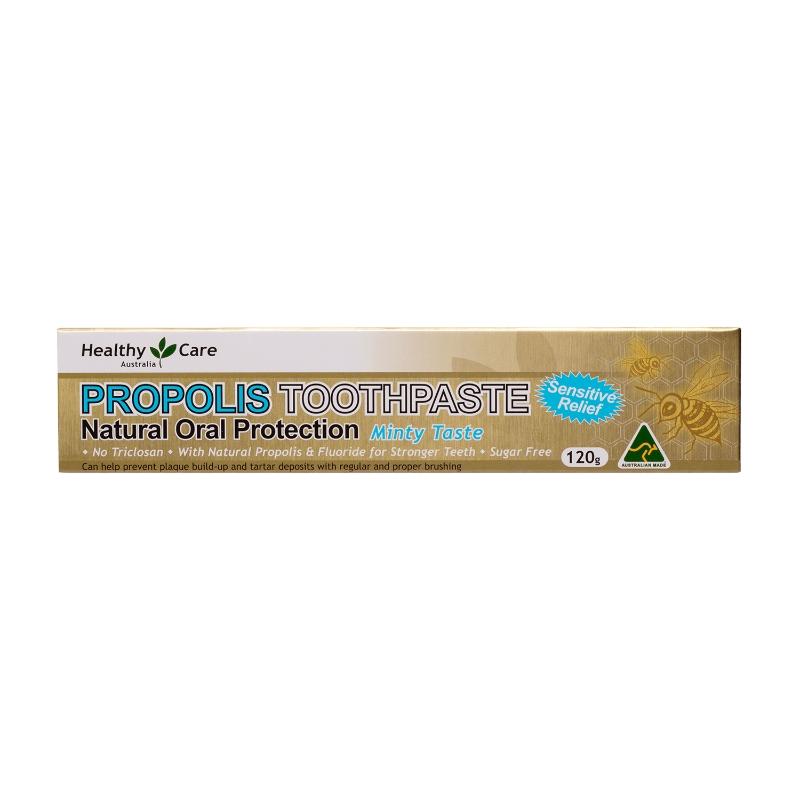 Healthy Care Propolis Toothpaste 120g