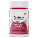 Vitamin tổng hợp Centrum Beautiful & Bright 50 Tablets