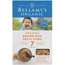 Bột gạo lứt Bellamy's Organic Brown Rice Pasta Stars 200g