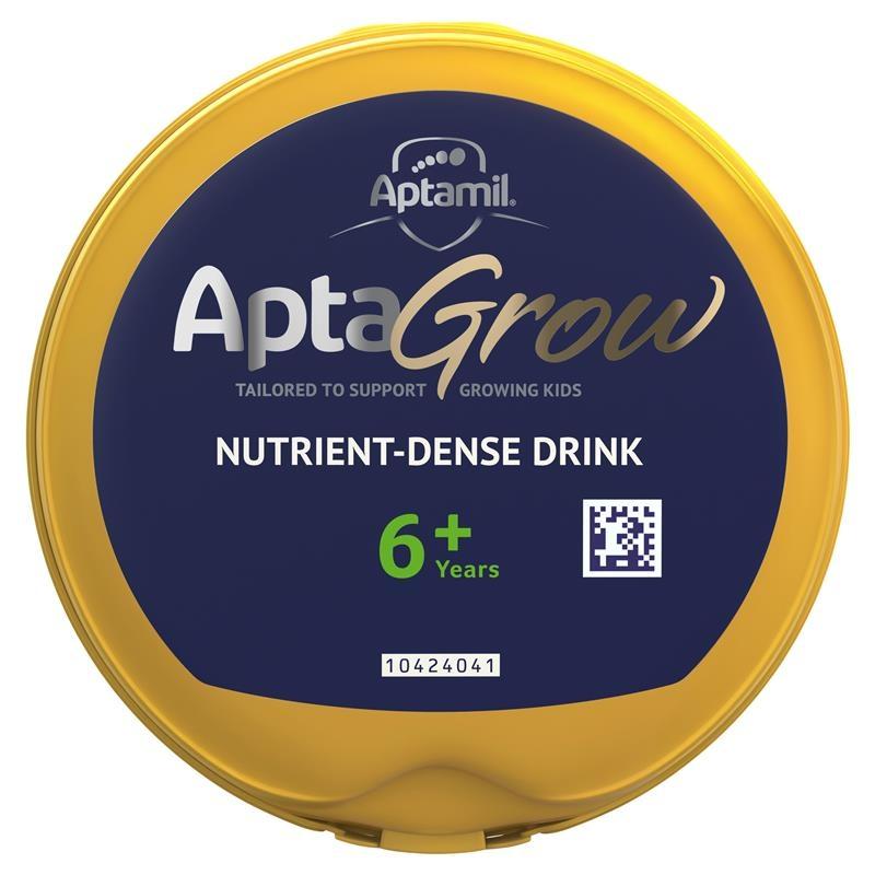 AptaGrow Nutrient-Dense Milk Drink From 6+ Years 900g