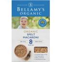 Mỳ ống Bellamy's Organic Spelt Macaroni 200g