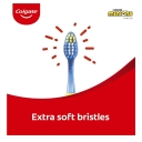 Colgate Minions Kids Toothbrush 6+ Years Extra Soft 2 Pack