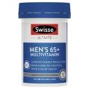 Swisse Men's Ultivite 65+ Multivitamin 60 Tablets