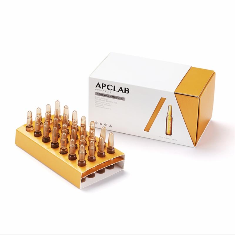 APCLAB Australia Renewal Ampoule Brightening Moisture Enhancing 1.5ml x 28amp