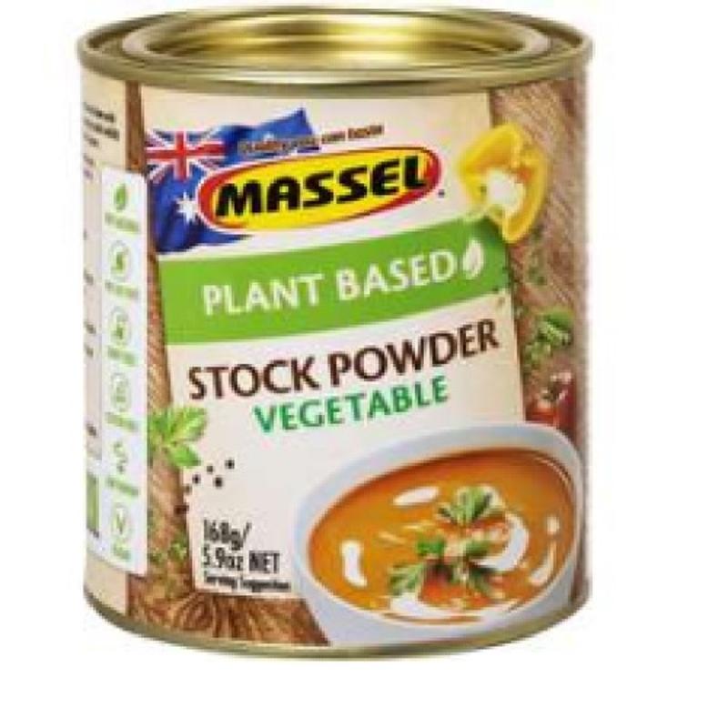 Massel Stock Powder Vegetable 168g