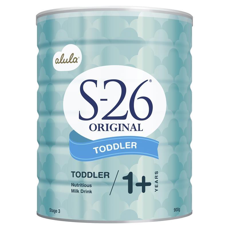S26 Original Alula Toddler Milk Drink 900g