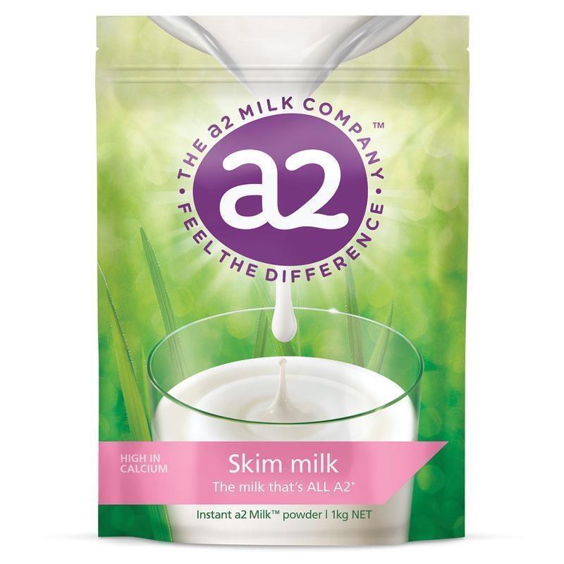 A2 Milk Powder Skim 1kg