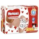 Huggies Essentials Size 3 6-11kg 52 Nappies
