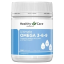 Healthy Care Ultimate Omega 3-6-9