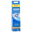Oral B Precision Clean Replacement Electric Toothbrush Heads Value 6 Pack