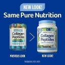 PURELY INSPIRED Collagen Peptides Unflavored, 1.0 lb (454 g), 23 Serves