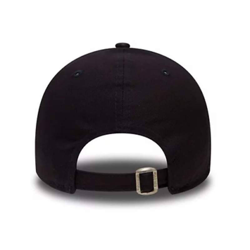 New Era 9FORTY MLB new York Yankees NY Logo Navy Basic Curved Peak Baseball Cap