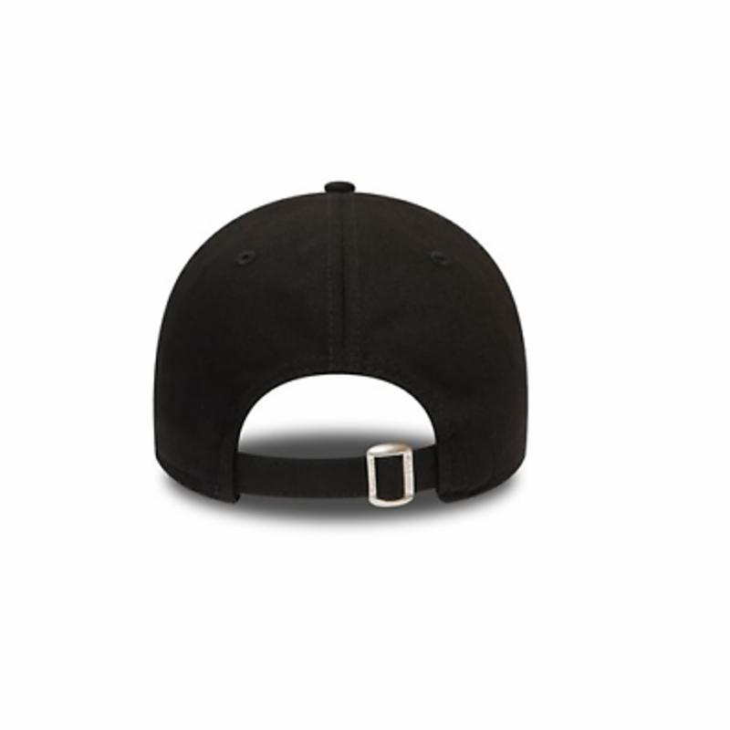 New Era 9FORTY MLB new York Yankees NY Red Logo Curved Peak Hat Baseball Cap