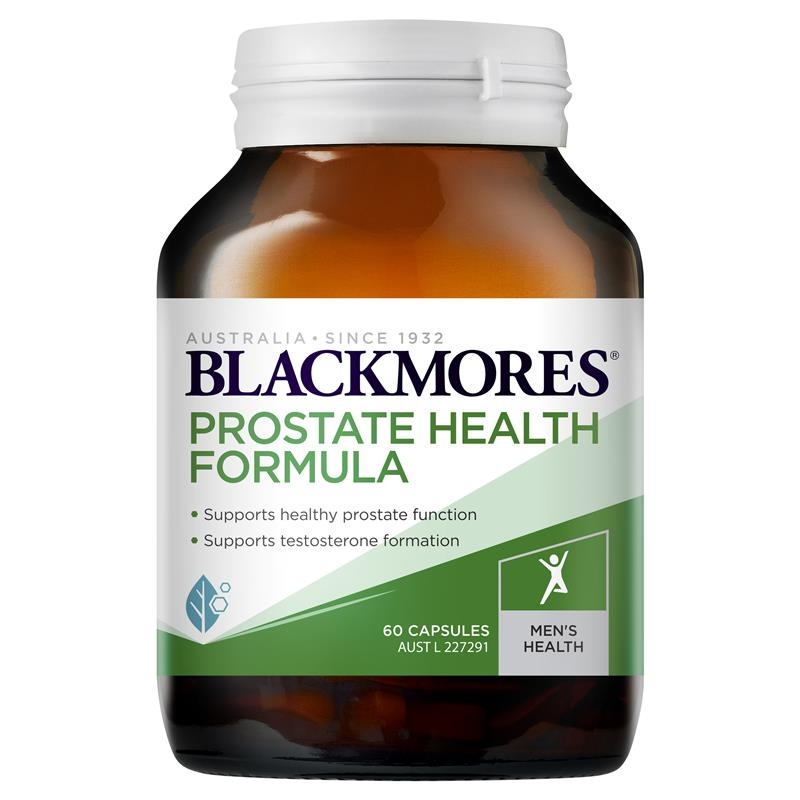 Blackmores Prostate Health Formula 60 Capsules