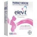 Vitamin tổng hợp cho bà bầu Elevit Tab X 100 (Expiry 20/02/2022)