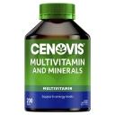 Cenovis Multivitamin and Minerals 200 Tablets