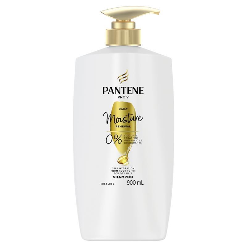 Pantene Daily Moisture Renewal Shampoo 900ml