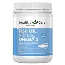 Health care Fish Oil 1000mg 400 Capsules
