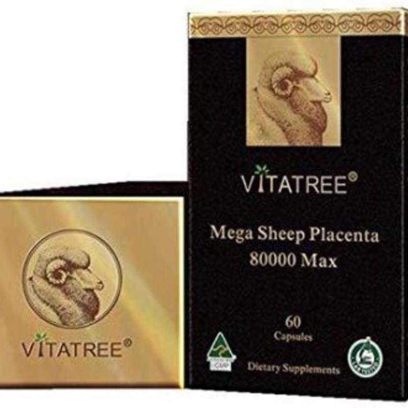 Mega Sheep Placenta VItatree 80000 Max