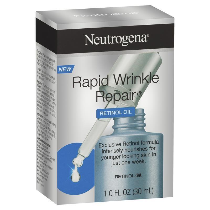Neutrogena Rapid Wrinkle Repair Retinol Oil 30ml