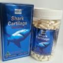 Costar Shark Cartilage 750mg 365 Capsules Australian Made