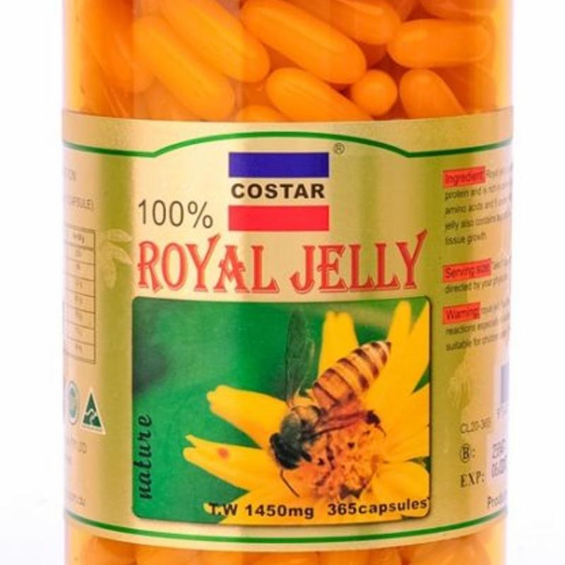 Costar Royal Jelly 365 Caps