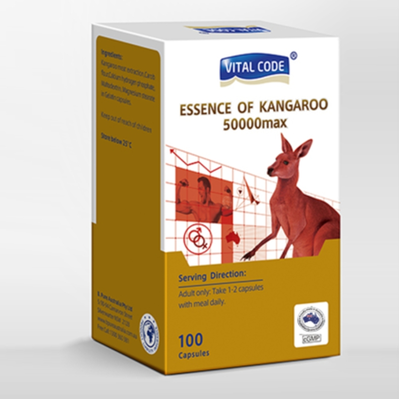 Essence of Kangaroo 50000 Max
